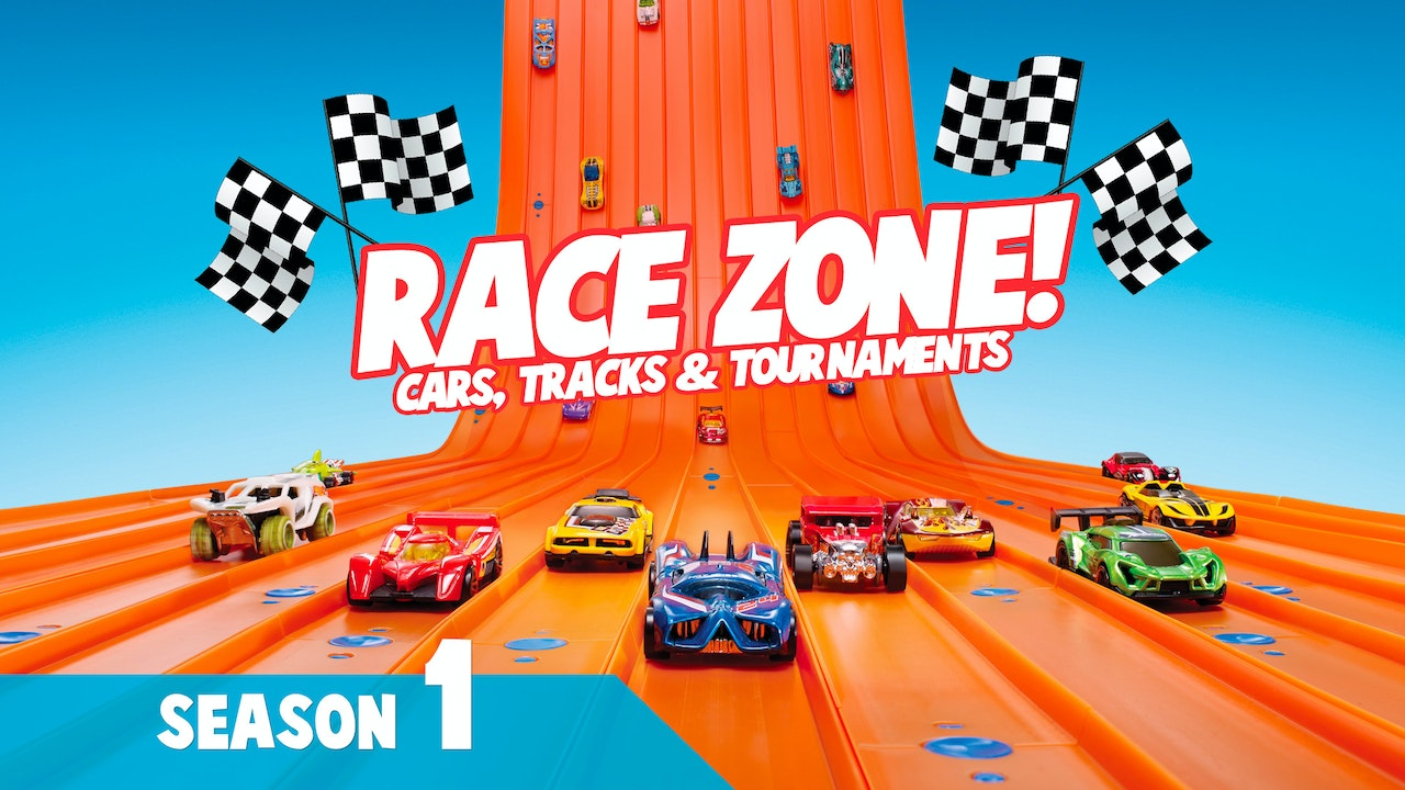 The Race Zone!