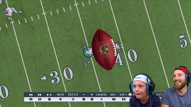 Madden NFL 20 Part 2: Floating Balls!