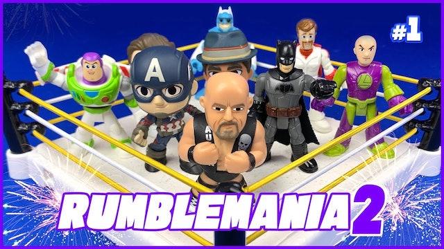 RumbleMania Part 1: Singles Championship Match