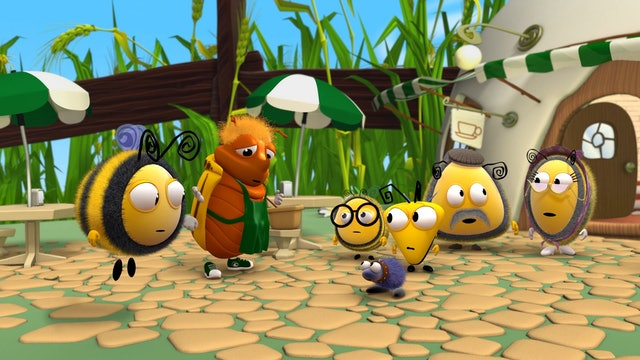 Super Secret Buzzbee; Bingo Buzzbee; Circus Bees