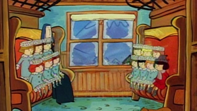 Madeline's Winter Vacation