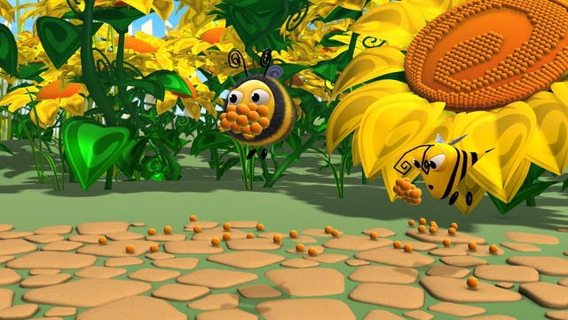 Lost Bees; Barnabee the Fighter; Buzz...