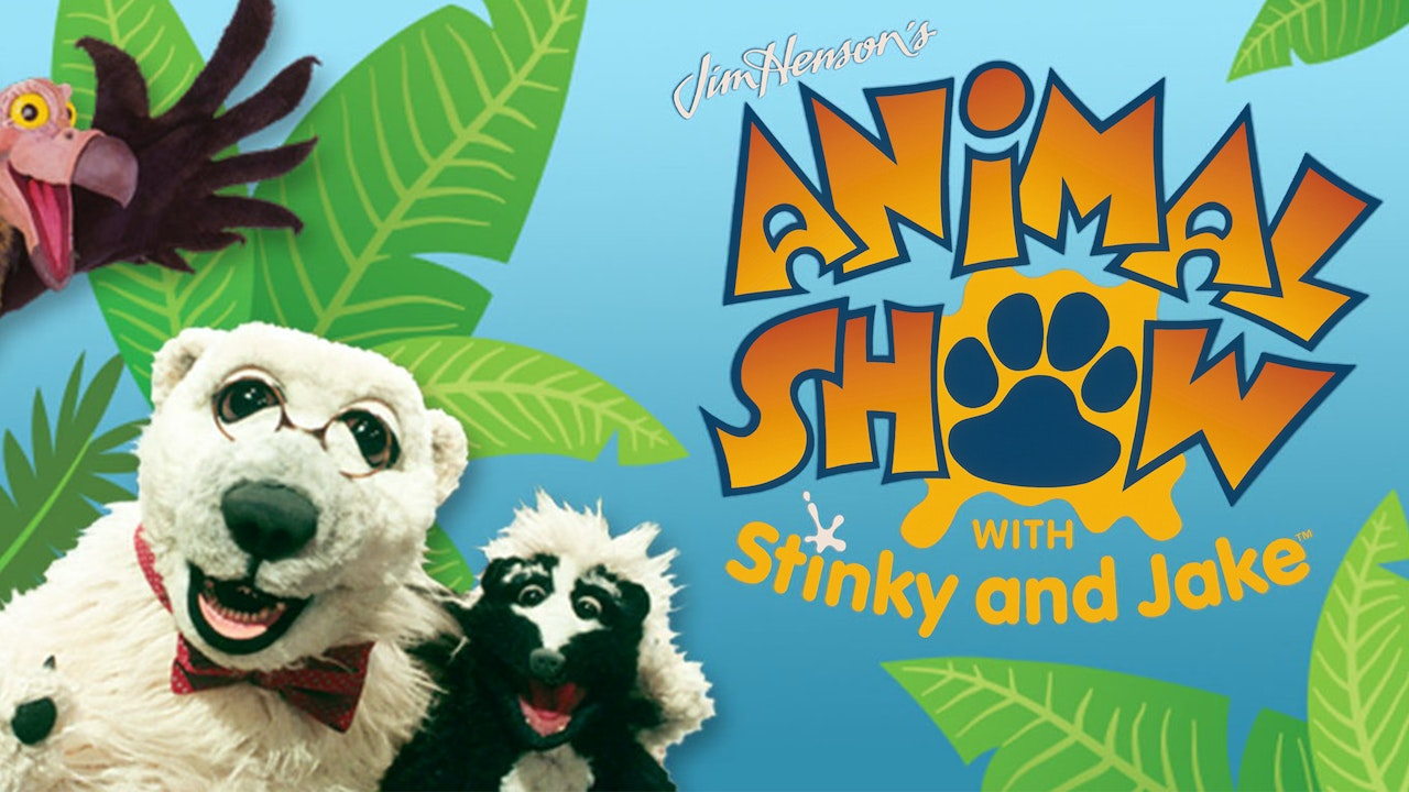 Jim Henson's Animal Show with Stinky and Jake