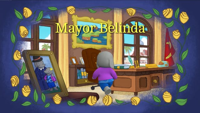 Mayor Belinda | Ella's Haywire Hat