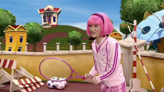 LazyTown Goes Digital
