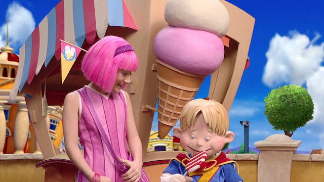 LazyTown's Greatest Hits