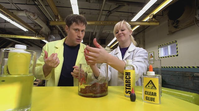 Slime | Chemical Reactions