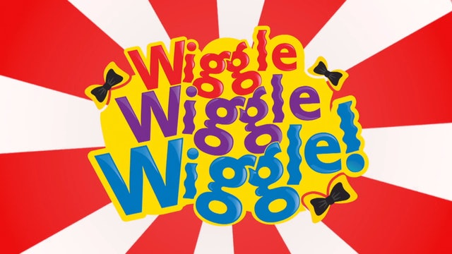 The Wiggles: Wiggle Wiggle Wiggle!