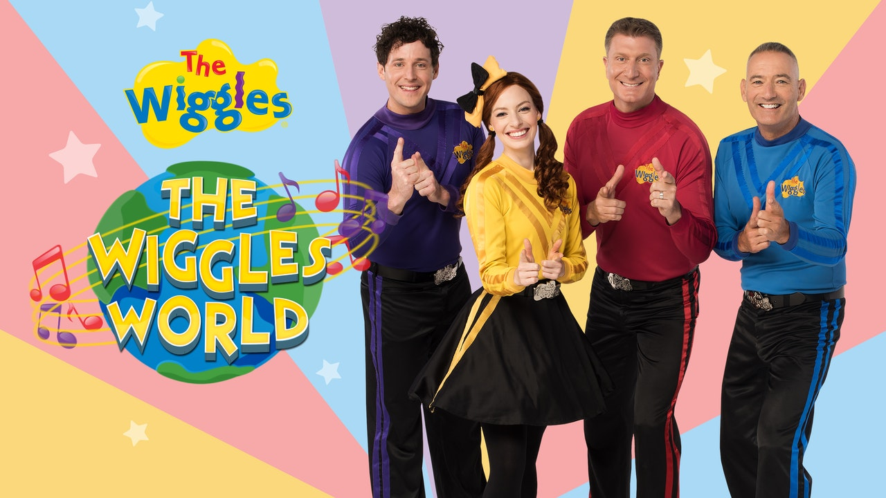 The Wiggles: The Wiggles World