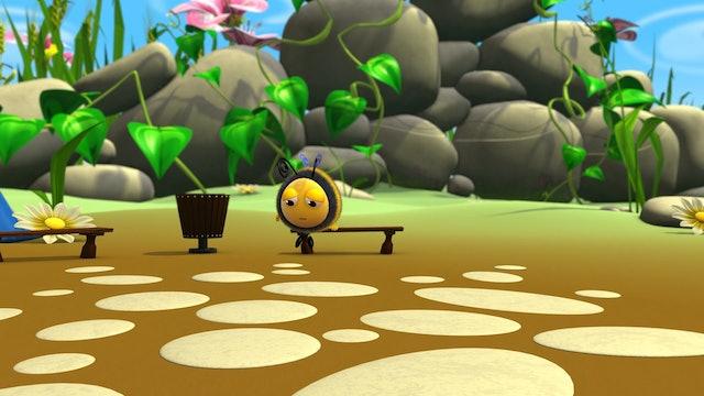 Go Jasper | Excuse Me Bee | Detective Bees