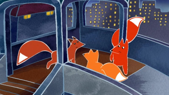 Fooled You; Snow Fox; 12 Moons; Sleepyhead; Pumpkin Measures up