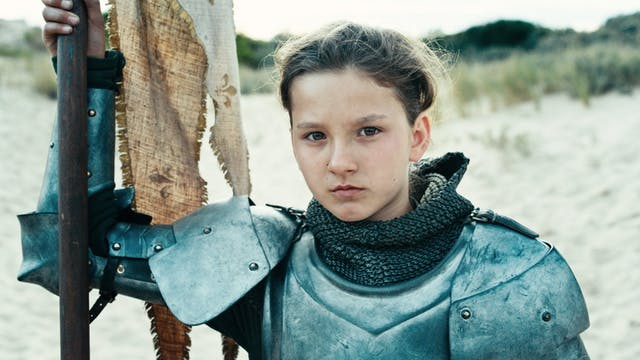 Joan of Arc presented by Grail Moviehouse