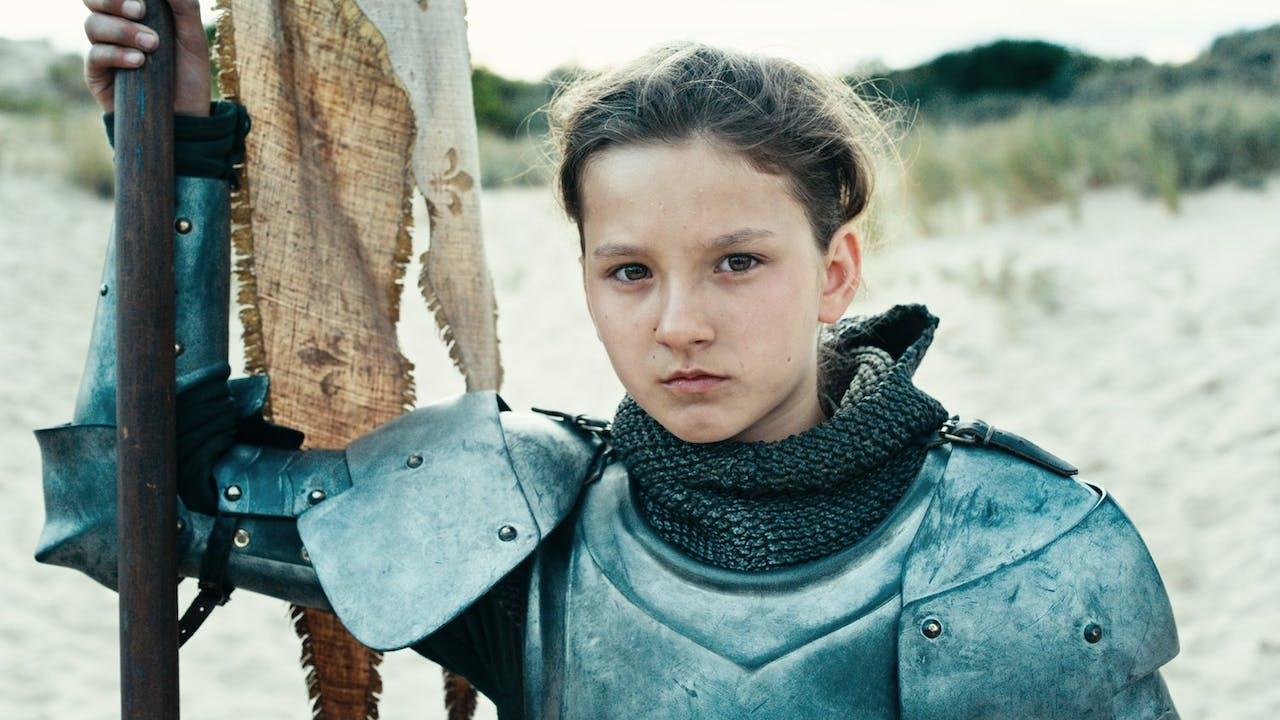 Joan of Arc presented by KimStim