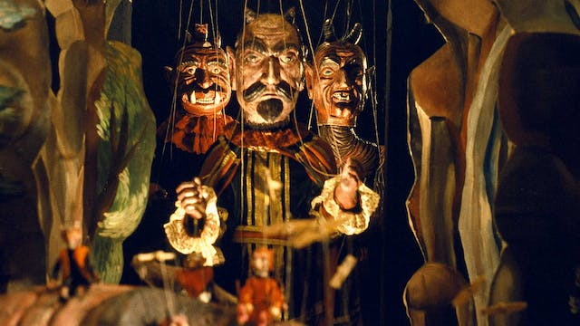 Faust at Brattle Theatre