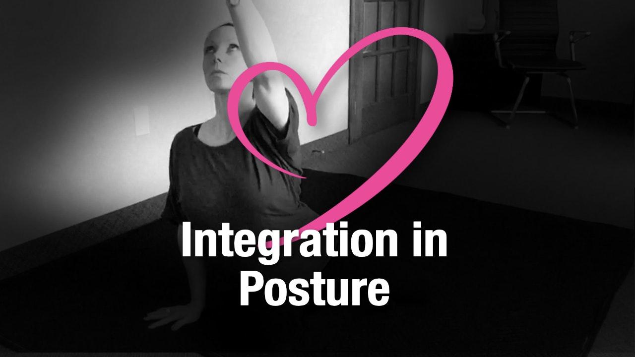 Integration in Posture