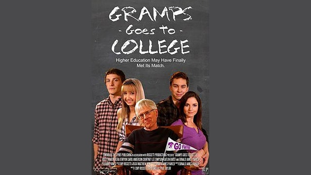 Gramps Goes To College Full Movie