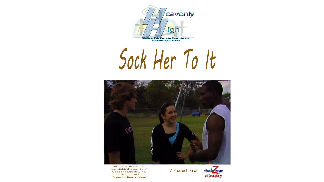 Sock Her to It