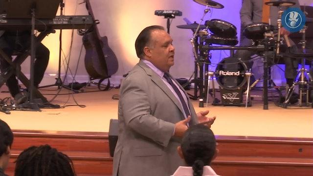 """Pastor Tommy- """"End Time Deliverance"""""""