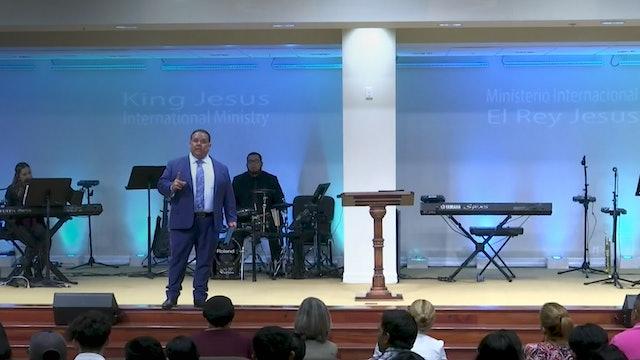Pastor Tommy- Las Armas de Nuestra Milicia