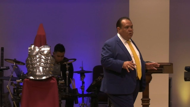 "Pastor Tommy- ""The Armor of God"" Part 1"