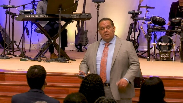 "Pastor Tommy- ""Rebellion and Iniquity"""