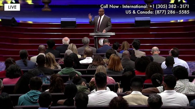 "Apostle Renny Mclean- ""Love Your Neighbor"""