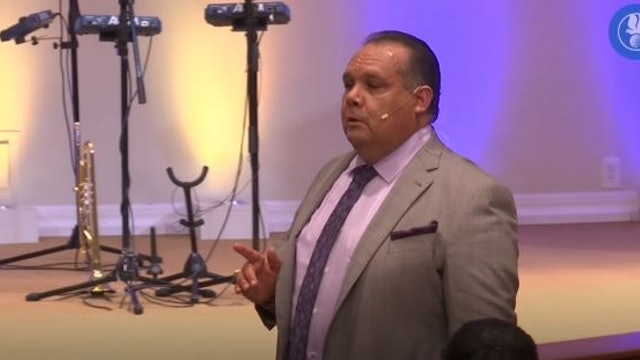 """Pastor Tommy- """"Liberacion de Los Ultimos Tiempos"""""""