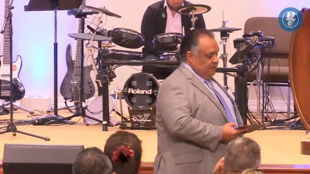 Pastor Tommy Acosta- Communication