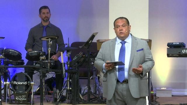 """Pastor Tommy- """"La Guerra Espiritual"""""""