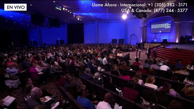 "Apostle Guillermo Maldonado- ""The Shekinah Glory"" (Bilingual)"