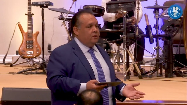 Pastor Tommy- Breakthrough Fasting (English)