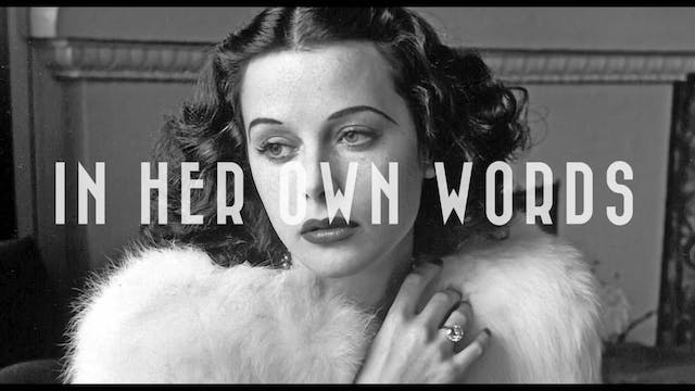 Bombshell: The Hedy Lamarr Story (Trailer)