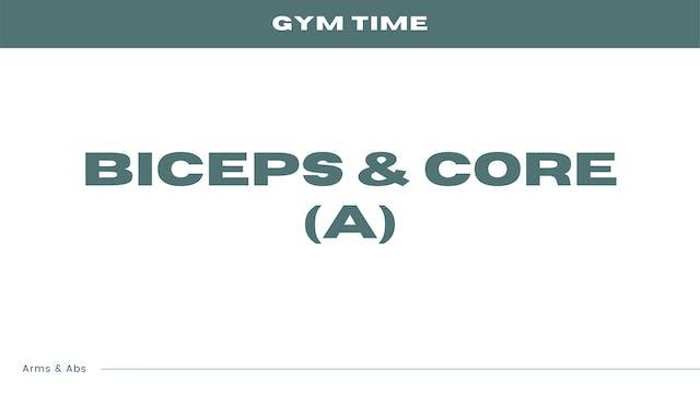 Biceps & Core (A)