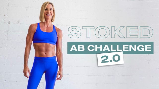 21 Day Stoked Ab Challenge 2.0