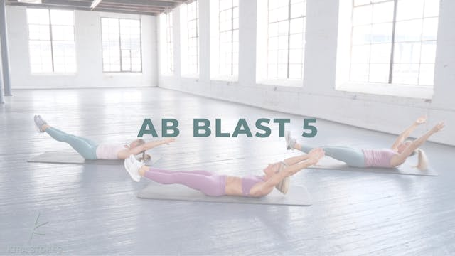 Ab Blast 5 (Endurance Strength)