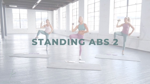 Standing Abs 2 *Oblique Focus* (Strength)