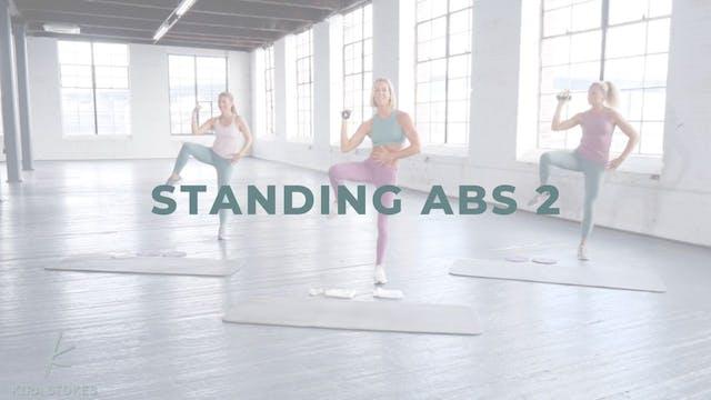 Standing Abs 2 *Oblique Focus* (Stren...
