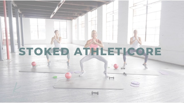 STOKED AthletiCore (Endurance Strength)