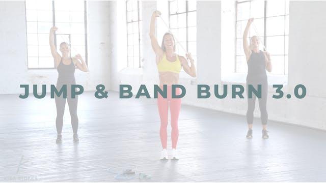 Jump & Band Burn 3.0 (High Intensity ...