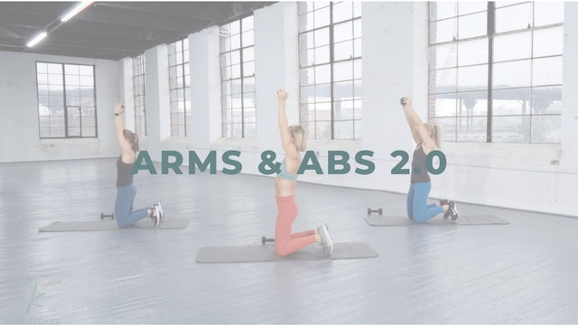 Arms & Abs 2.0 (Strength)