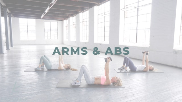 Arms & Abs (Strength)