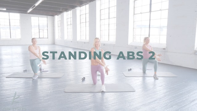 Standing Abs 2  (Strength)