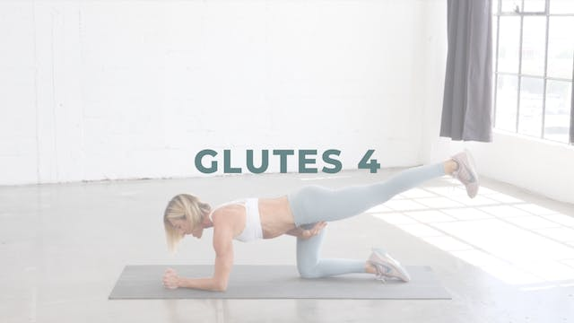 Glutes 4 (Endurance Strength)