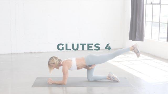 Glutes 4 (Endurance Strength)
