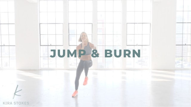 Jump & Burn (Cardio)