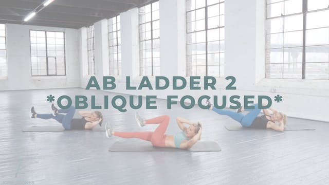 Ab Ladder 2 *Oblique Focused* (Bodywe...