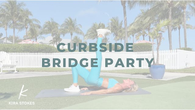 Curbside Bridge Party