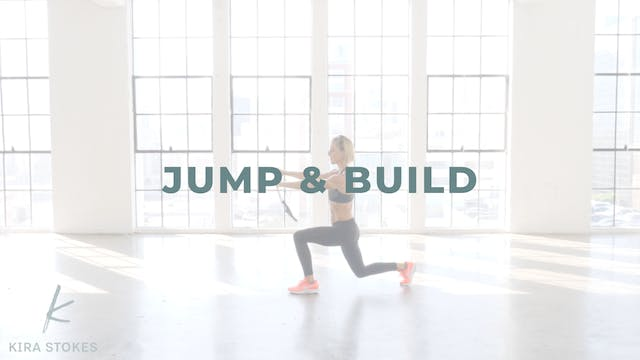 Jump & Build (Strength + Cardio)