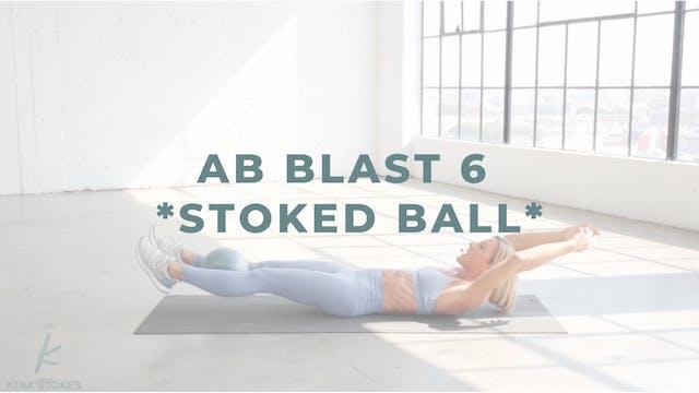 Ab Blast 6 *Stoked Ball* (Endurance S...