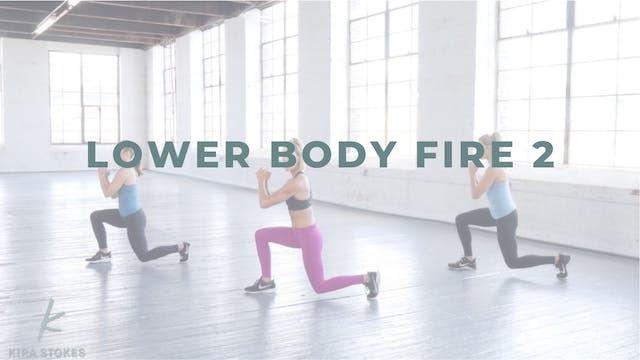 Lower Body Fire 2